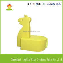 Indoor play equipment for home kids animal chairs giraffe chair