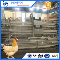 HY-hot sale chicken farm layer cages for sale in Zimbabwe