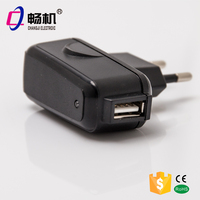 5V 2.1A 1 USB port mobile phone charger | usb travel charger phone accessory