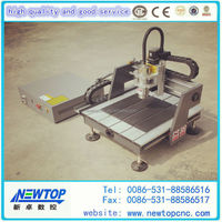 economical mini cnc router 4040hotsale sign/wood/badges mini cnc router /small production machinery