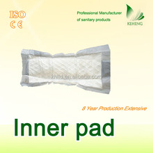 most fitted purple inner pad