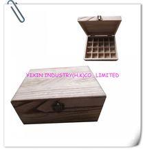 Paulownia Wood Essential Storage Oil Box YIXING3390