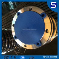 ANSI B16.5 forged pipe stainless steel flange cover