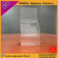 2015 Hot Sale Acrylic Display Leaflets Rack Frame