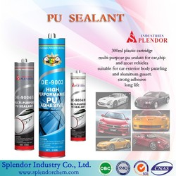 Pu sealant/ pu Construction Joint Sealant Metal/waterproof sealant for car