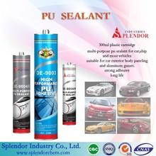 Pu sealant/ pu Construction Joint Sealant Metal/waterproof sealant for car