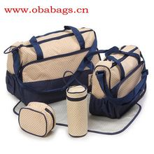 Top selling fashion diaper bag/ waterproof Baby Diaper backpacks/ oversized mommy bags