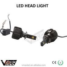 factory wholesale 16W1500LM H4/9004 High Low beam 9006/H8/H16 9005 led headlight globes bulbs cars with led headlights