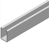 SPHC 41*62*2.0 Steel Structure Galvanized C channel
