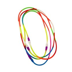 Good quality new products bead necklace silicone high quality