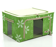 2013 new product foldable eco-friendly oxford organizer storage container