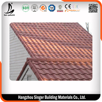 Cheap Galvanized Stone Steel Metal Types Roofing Sheets Price Made In China