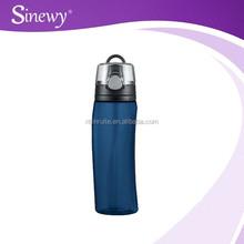 Professional manufacturer water bottle blue
