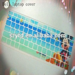 laptop silicone keyboard dustproof cover unique keyboard for dell