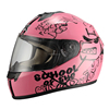 2015 JIX - FF006 capacete motor full single visor casque cheap full face accessories