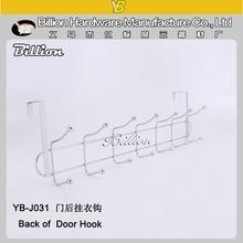 35cm - 70cm Decorative Over The Door Hooks / Metal Hanging Hooks / Over The Door Coat Hook