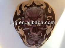 customize stretchy tattoo mask with your artwork design logo label