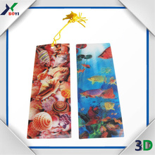 fancy gift bookmark,3d bookmark with horse design