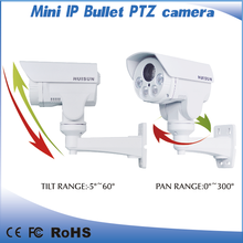 wall mounted high quality color waterproof 1080p bullet security camera