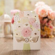 جوهرة التصميم وبطاقة الزفاف