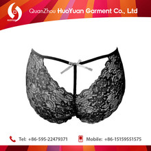 Wholesale Fashion top quality girls in lace sexy mature women panties