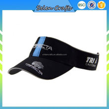 Fashion Design Custom Child Sun Visor Hats Summer Baseball Cap For Youth