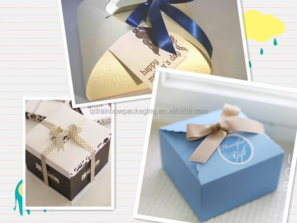 New Design Cupcake Wedding Box - Buy Paper Wedding Box,Wedding Box ...