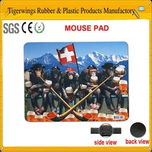 Trade Assurance high quality computer mouse pads,multifunction usb hub mouse pad