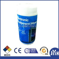 Customized phone computer screen disinfectant wipes