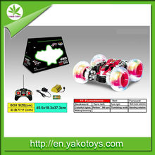 2013 new hot selling rc car rc stunt car stunt car