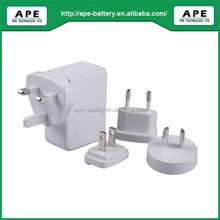 OEM Factory for Quick Charge 2.0 Certified/MPA818QW/AC Pin Changeable