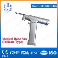 Medical bone cutting oscillating saw
