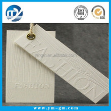 2015 Customized High Quality Garment hang tags desigh,Paper Hand Tag