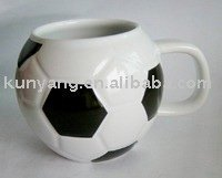 ceramic sports mug