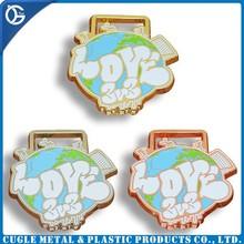 2015 factory price soft enamel custom medal/sport medal/award medal
