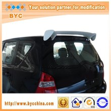 Hot Selling Carbon Fiber Wing Spoiler For Nissan Tiida 2008~2011 Car Rear Spoiler