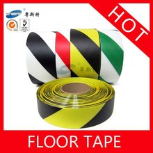 Economy Barrier Tape Black & Yellow 72mm x 500m