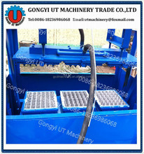 Recycling waster paper production line for egg tray making/forming/molding (skype:utmachinery)