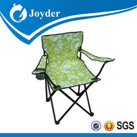 camping chair cheap items to sell PVC fabric folding camping chair with carry bag