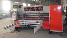 modelcorrugated carton box rotary die cutting making machine other packaging machine