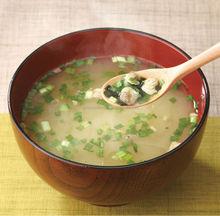 Fácil de fazer instantâneo delicioso miso sopa marcas de alimentos made in Japan