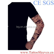 Invisible Mesh Tattoo Sleeves Custom