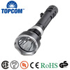 Super Bright Rechargeable diving powerful led flashlight