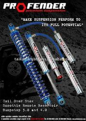 Suspension System Monotube Remote Reservoir Auto Spare Part