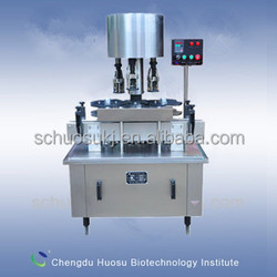 Full Automatic Bottle Aluminium Capping Machine, Screw/Twist-off Capping Machine
