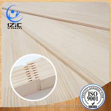 18mm wood Board New Zealand pine yellow wood finger joint board