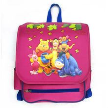 Directly Factory OEM Printing Promotion Trolley Chilren Adult Cartoon School Bags For Teenager