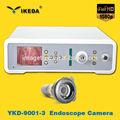 histeroscopio resectoscopio y cámara de video endoscopia