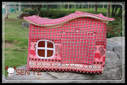 2015 Newly Wholesale Pet Dog/Cat Bed small house Wave room