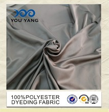 100%polyester high dentity twill dyed peach skin fabric for home textile/bedding set,whole sale/microfiber